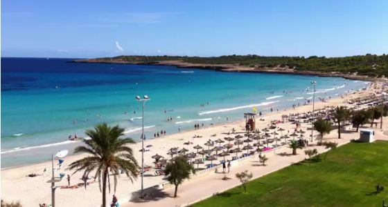 wetter in cala millor 19 tage
