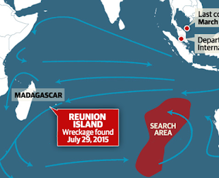 gambar mh370 dijumpai selepas setahun hilang