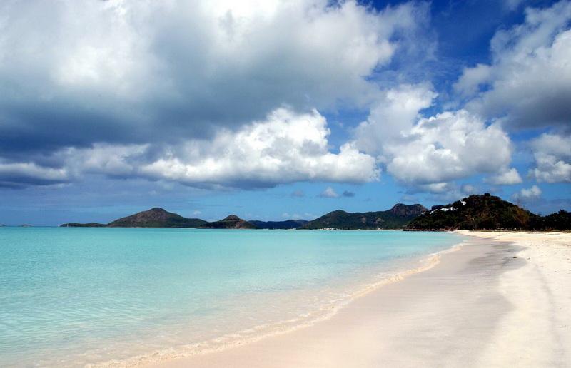 The Best Beaches In Antigua Handpicked Villas