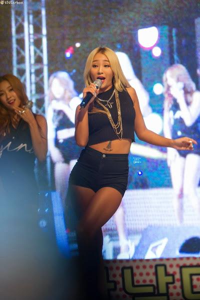 Hyorin Live 2014