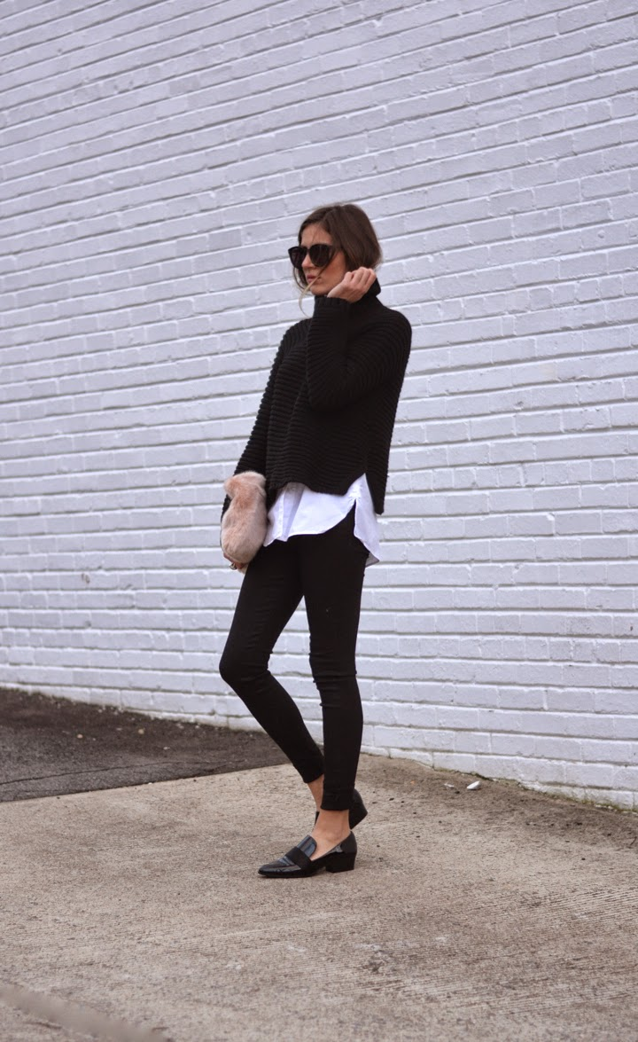 the quarter life closet minimal chic