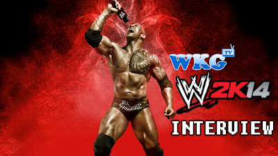 WWE 2K14 Interview - Senior Gameplay Designer Bryan Williams