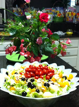 flowers plus food