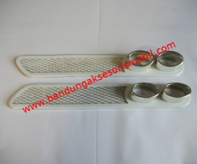 Bumper Guard YI - 146 White