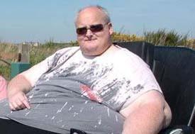 gambar lelaki paling gemuk di dunia