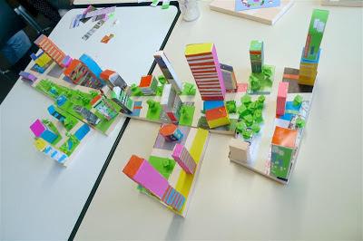 Ateliers d'architecture pour les enfants