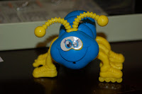cootie bug game blue and yellow