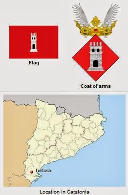 Η Tortosa της Ισπανίας. http://leipsanothiki.blogspot.be/