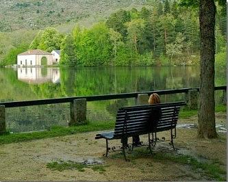 paisaje lago