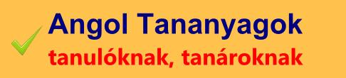 Angol Tananyagok