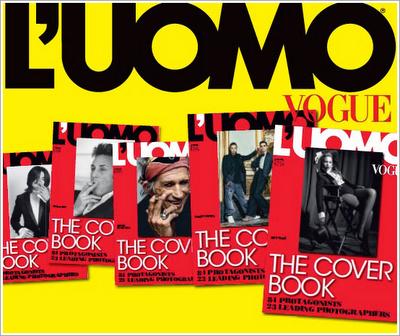 La edición del mes noviembre de L'Uomo Vogue Lhomo