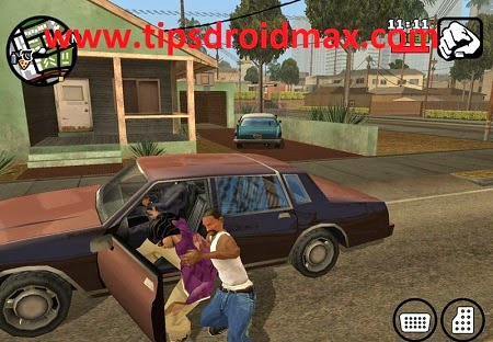Download Grand Theft Auto San Andreas 1.06 APK+DATA