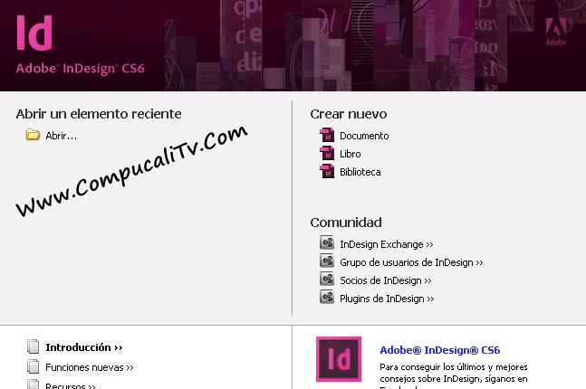 Adobe Creative Suite CS6 Master Colección Español Descargar
