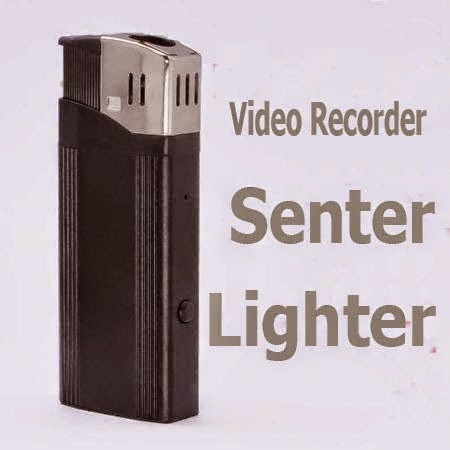 Korek Api Kamera Lighter HD 1080P