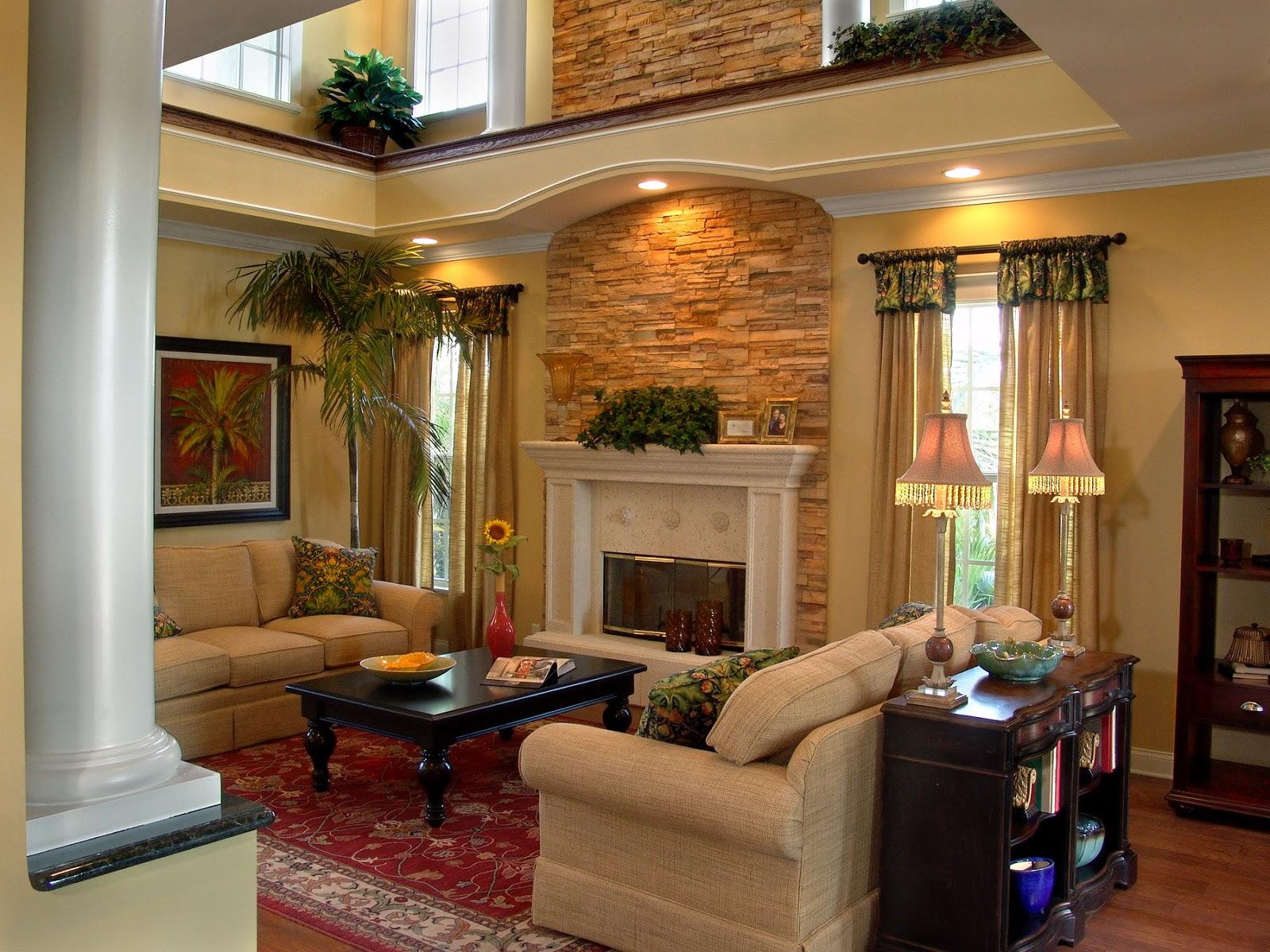 Beauty home for Interiores de casas clasicas