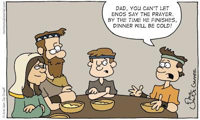 Mormonism Jokes: Enos