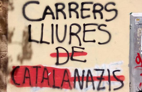 Carreres lliures de catalanazis. Tabarnia lliure