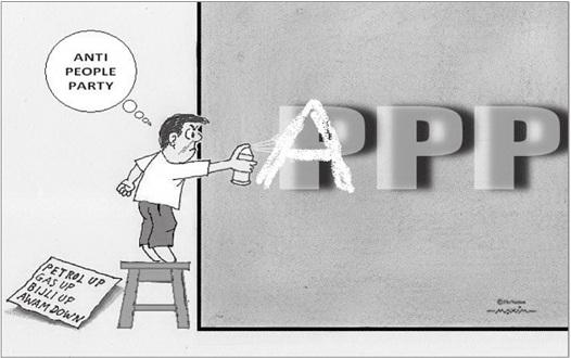 The Nation Cartoon 05-03-2012