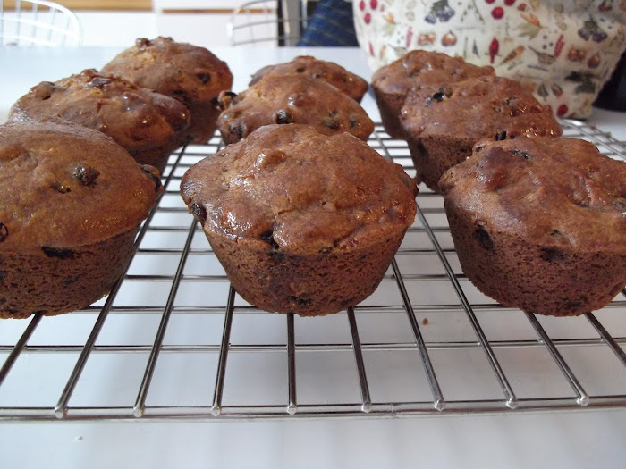 Buttertart muffins