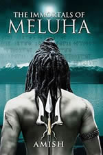 The immortals of meluha book cover