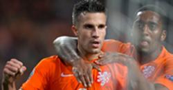 Eliminatórias da Eurocopa:Holanda 3 x 1 Cazaquistão