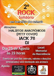 2º ROCK SOLIDÁRIO