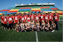 Redmen at Regina Thunder Home Opener