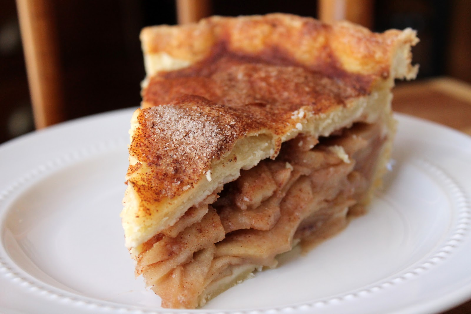 Bakestravaganza: Old Fashioned Apple Pie