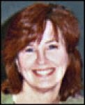 Virginia Brown author of the Dixie Divas mystery series