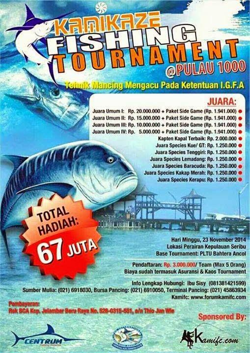 Turnamen pulau 1000