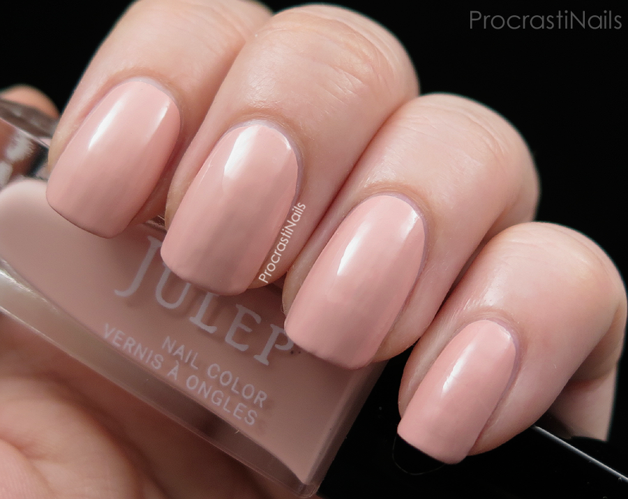 Swatch of Julep Phyllis from the January 2015 Julep Maven Box