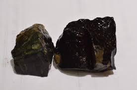 Bahan Batu Black Opal