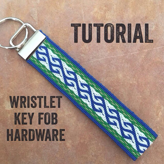Kim's Key Fob Tutorial