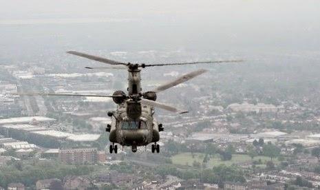 Menhan Ingin Beli Helikopter Chinook? Ini Penjelasan Kemenhan