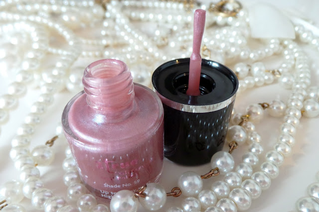 2true pearl collection polish - shade 59 oyster pink review & swatches