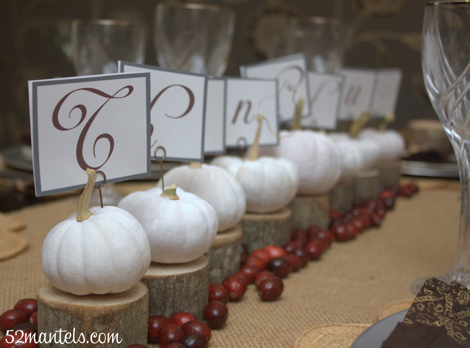 Mantels thanksgiving centerpiece ideas a live google