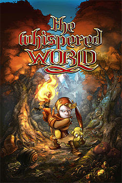 The Whispered World PC game