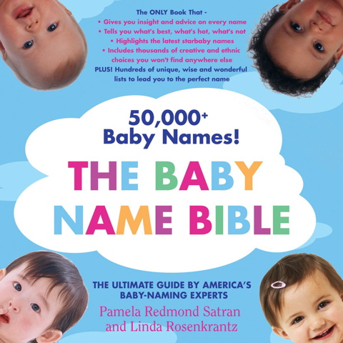 Pee hot topics the what nobody tells you files baby names edition