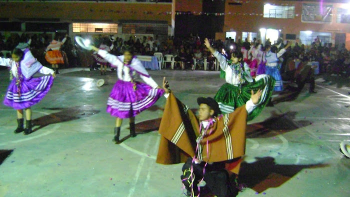 """CATEGORÍA """"C"""" - 2º PUESTO EN EL IX CONCURSO DE DANZAS - DANZA """"CARNAVAL DE ABANCAY"""" - 4º """"A"""""""