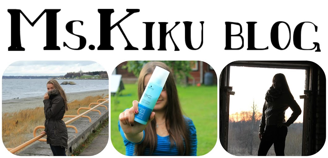 Ms.Kiku blog