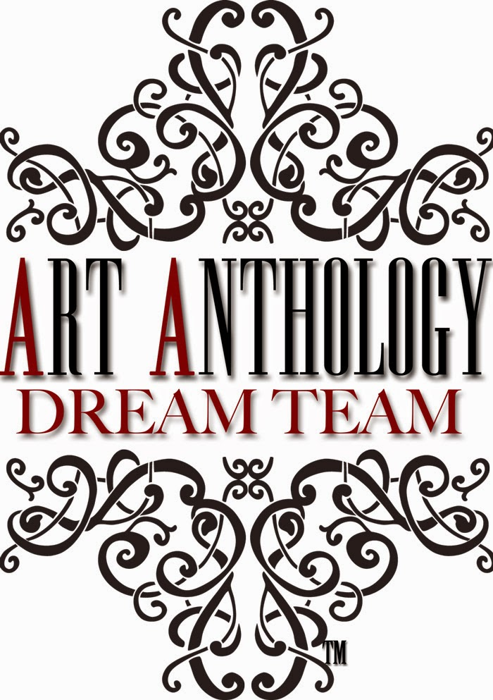 I Designed for Art Anthology Dream Team