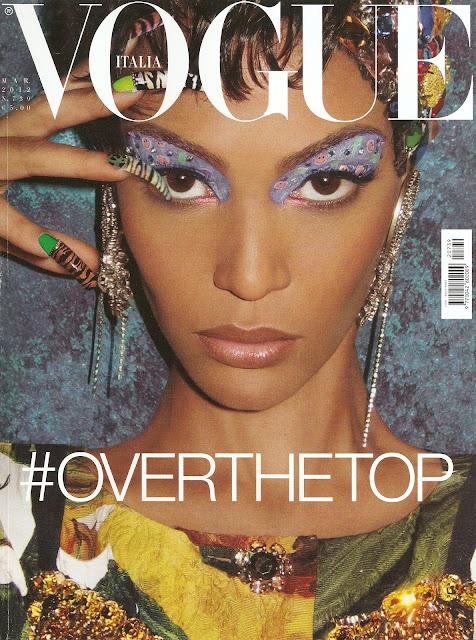 Entrevista en Vogue Italia