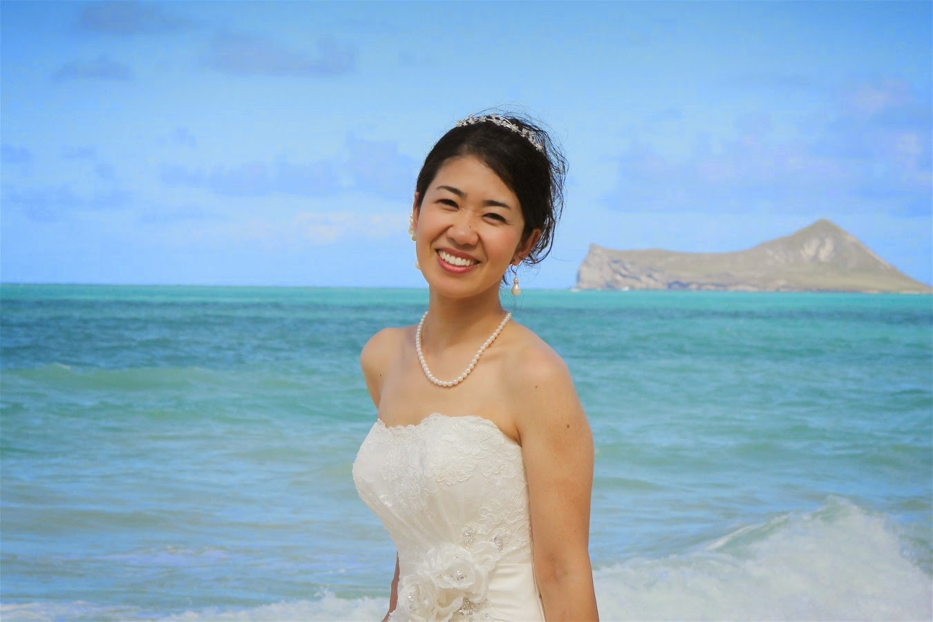 Pretty Japanese Bride