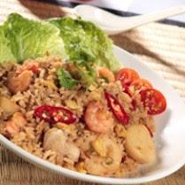 Cara Membuat Nasi Goreng Hongkong