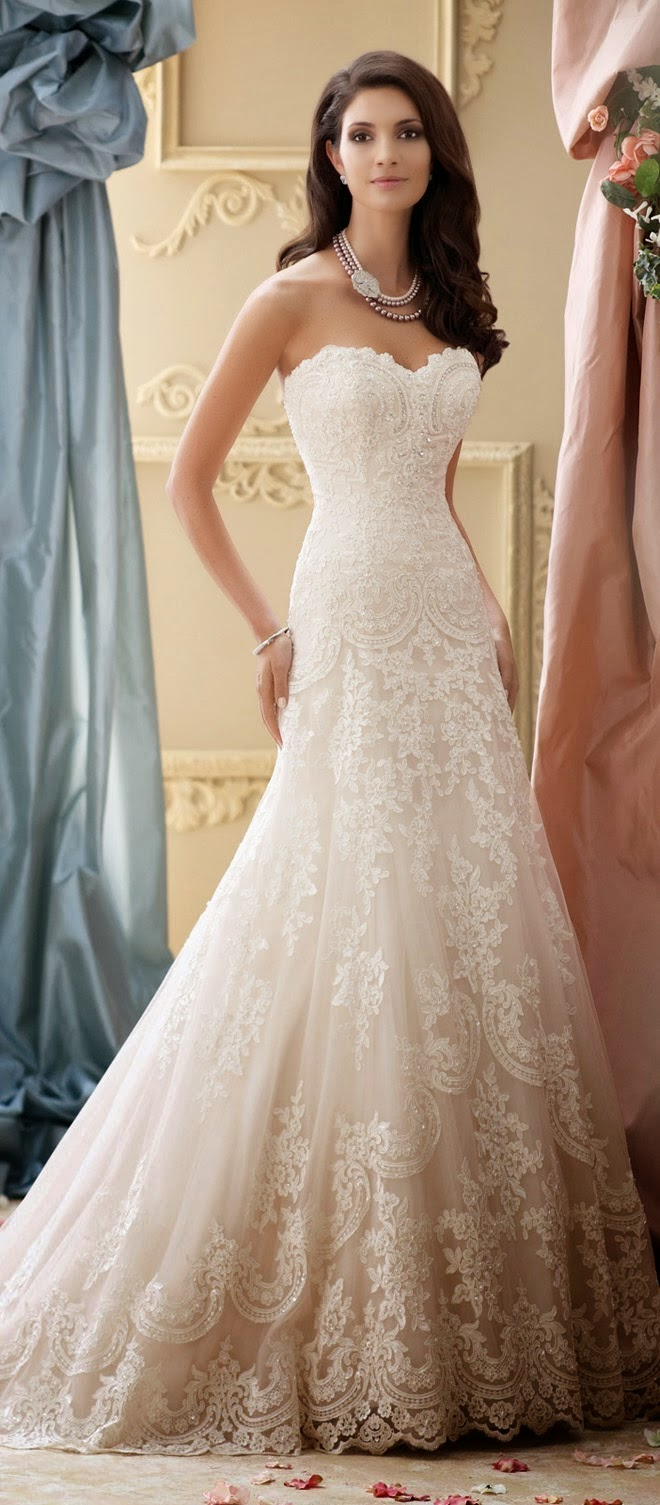 sophia tolli brought so many beautiful pieces to our With top wedding dresses