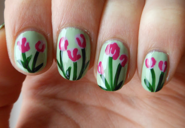holy grail nails - easy