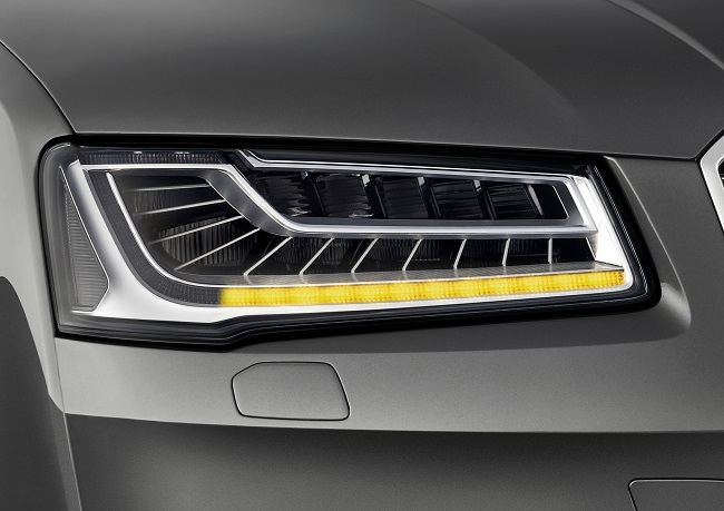 Audi A8 Matrix LED-Light