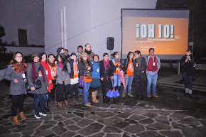 Inauguran en Xallitic la Gira de Documentales ¡Oh Ambulante! 2015