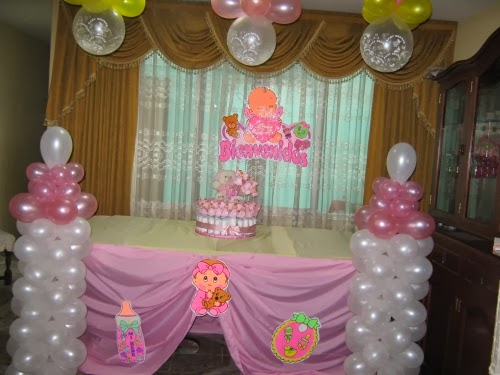 baby pinterest new baby shower ideas para decorar new baby shower