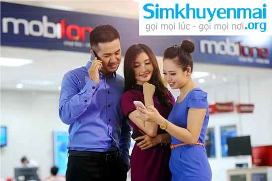 Khuyen mai mobifone, mobifone khuyến mãi, sim khuyến mãi mobifone, mobifone tặng 50% thẻ nạp tiền